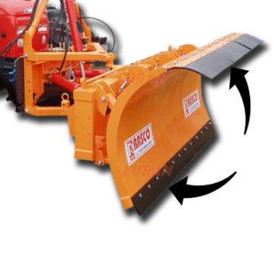 gumeni grebači za industrijske mašine