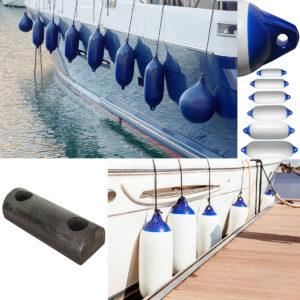 Gumeni odbojnici bokobrani za brodove i čamce
