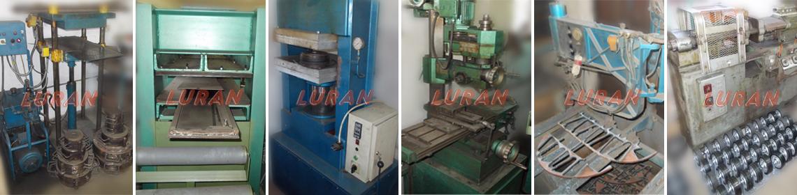 Galerija fotografija mašina radionice Luran